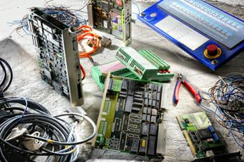 Siemens S5 programmieren – Button